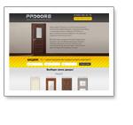 PP.DOORS – входные и межкомнатные двери экошпон